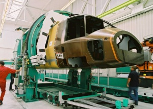 NH-90 production line (Eurocopter Photo Gallery)