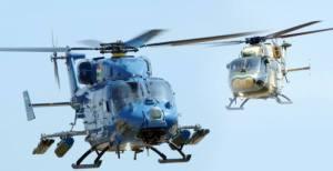 Hindustan Aeronautics Dhuv