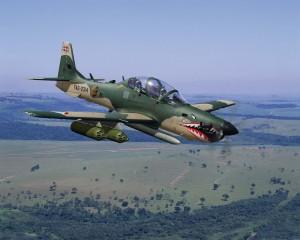 EMB-314 SuperTucano (Fuente: Embraer)