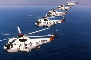 Sea Kings de la U.S. Navy