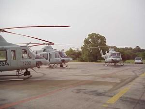 Los Bell 412 y los UH-60 se sumarán a otros ya existentes (Fuerza Aerea Mexicana)