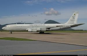 KC-137 de la FAB