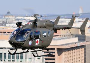 UH-72A Medevac configured (Source: Eads North America)