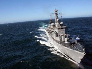 """La fragata """"Almirante Blanco Encalada"""" (Foto: Armada de Chile)"""