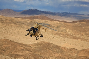 El Armed Scout 645, version de exploración armada del UH-72A. (Foto: EADS North America)