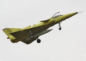 FAC 3054, que primero en volar en Israel Israel con el número 523 (Gentioleza de Blog do Vinna)