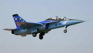 El L-15 Falcon fue desarrollado por el Hongdu Aviation Industry Group (HAIG)
