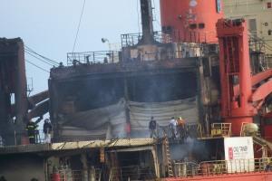 """Dos SeaKings se perdieron en el incendio a bordo del Rompehielos ARA """"Almirante Irizar"""""""