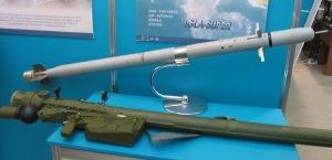 El IGLA-S (SA-24 Ginch para la OTAN)