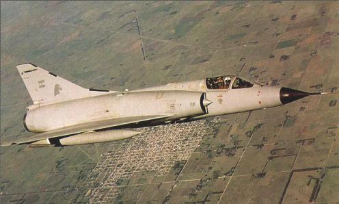 Mirage III | Fuerza aérea Argentina