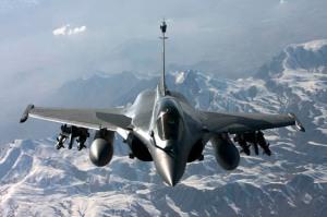 El F-X2 tiene nombre: Dassault Rafale
