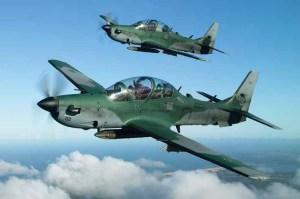 Indonesia habría adquirido 8 Super Tucanos (Foto:Embraer)